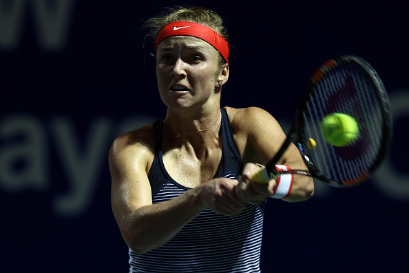 Svitolina remains composed under pressure | Photo courtesy of: Stanley Chou/Getty Images