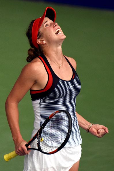 3 sets not a problem for Svitolina | Photo courtesy of: Stanley Chou/Getty Images