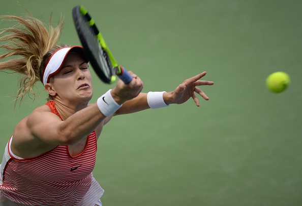 Bouchard too good | Photo courtesy of: Mohd Rasfan/Getty Images