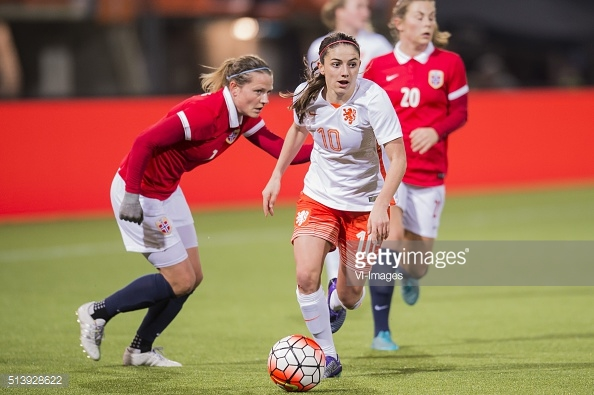 Will Jill Roord light up the tournament this term? (Photo by VI Images via Getty Images)