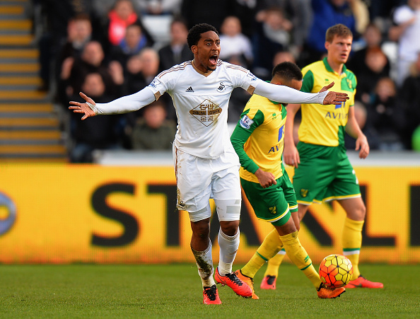 Fer made 11 appearances on loan at Swansea last season. (Photo: Tony Marshall/Getty)