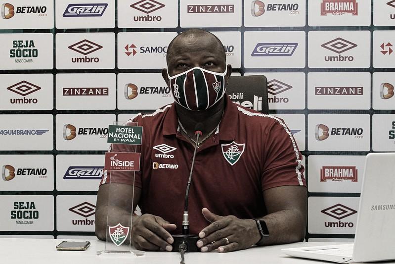 Marcão deu outra cara ao Fluminense | Lucas Merçon/Fluminense