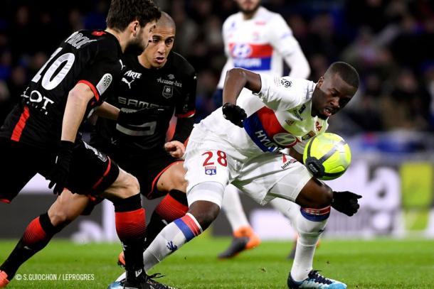 Último encuentro del Lyon como local / Foto: Olympique Lyonnais
