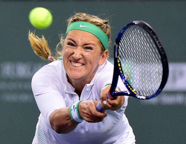Azarenka comeback was on | Photo courtesy of: Harry How/Getty Images