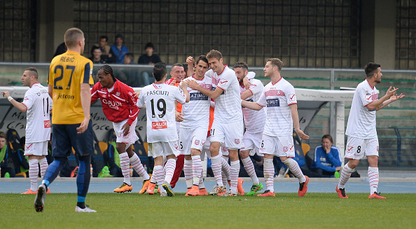 Verona fell 2-1 to Carpi | photo: gettyimages