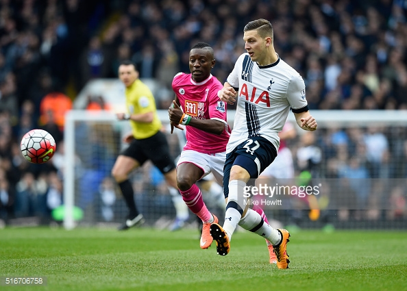 Wimmer was a key part of the team at the end of last season | Photo: Mike Hewitt / Getty Images