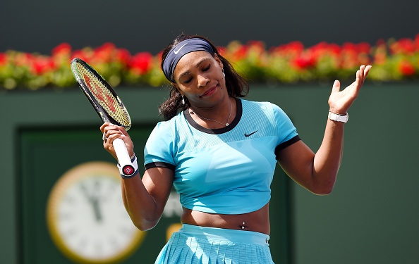 Williams faces tough competition this year and has yet to win a title | Photo: Robyn Beck/Getty Images