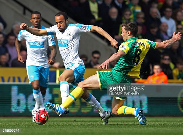 Howson has a host of experience at this level. (picture: Getty Images / Lindsey Parnaby)
