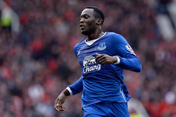 Lukaku has dragged Everton through this season. Photo: Everton FC