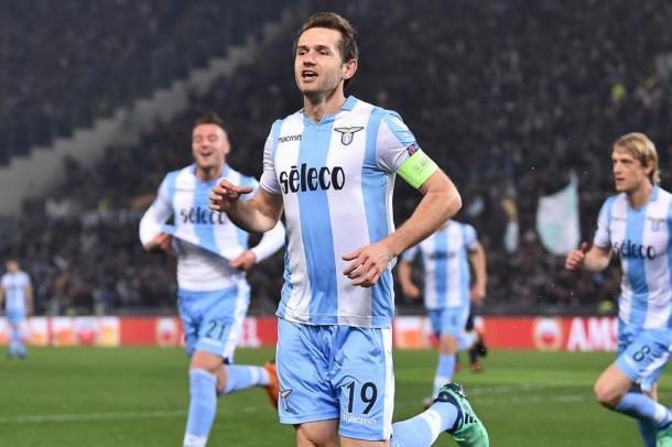La Lazio se adelantaba muy pronto en el marcador | Foto: SS Lazio
