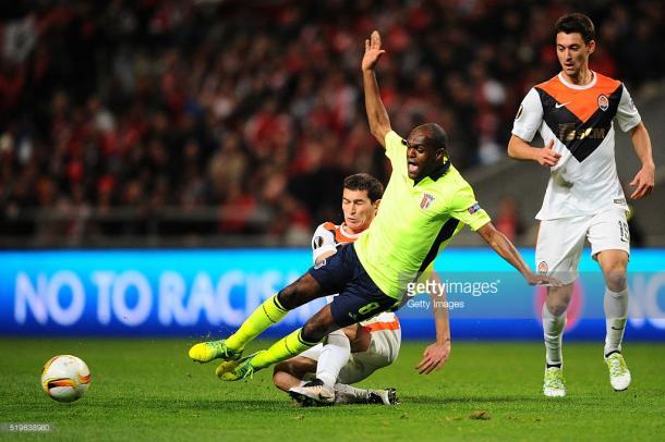 O Braga dominou desce cedo, mas o golo tardou