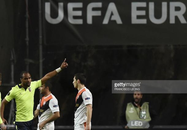 Wilson Eduardo marcou o golo que ainda faz sonhar os minhotos