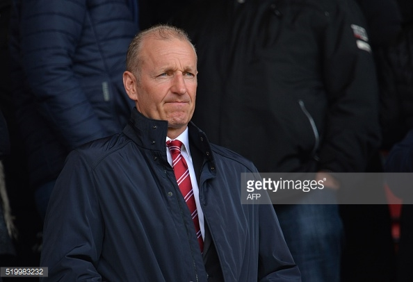 Saints Chairman Ralph Krueger has expressed his lack of tolerance for corruption in football. Photo Getty.