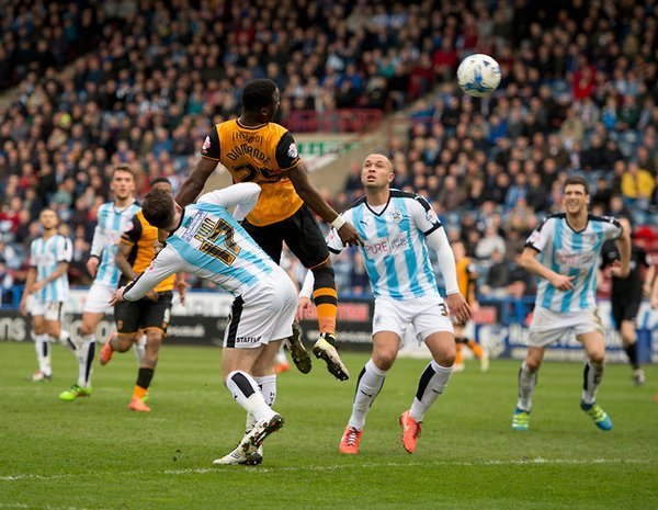 Diomande feels he is ready for the Premier Legaue (photo : Hull City official website)