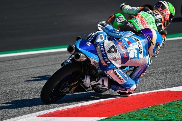 El catalán ha puntuado en todas las carreras, salvo en una, este año. Imagen: MotoGP
