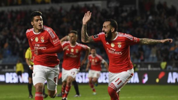 Raul apontou em Coimbra um golo decisivo para o desfecho do Campeonato (Fonte: Observador)