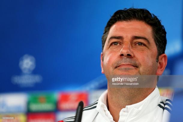 Rui Vitória garante que o Benfica vai lutar pelo resultado