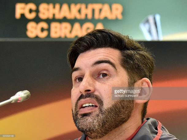 Paulo Fonseca diz que não vai mudar a forma de jogar