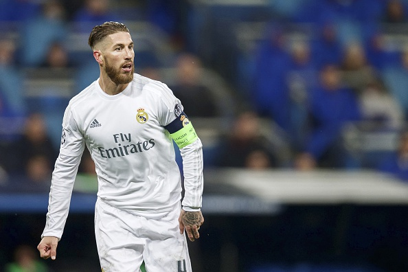 Sergio Ramos | Photo: VI Images/Getty Images Sport