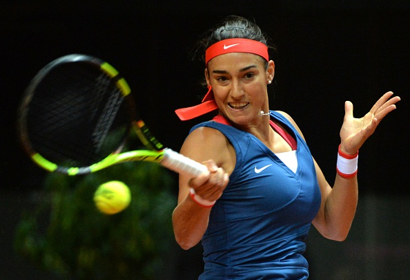 Garcia already holds a wining record against the Dutch   Photo: Jean-Francois Monier/Getty Images