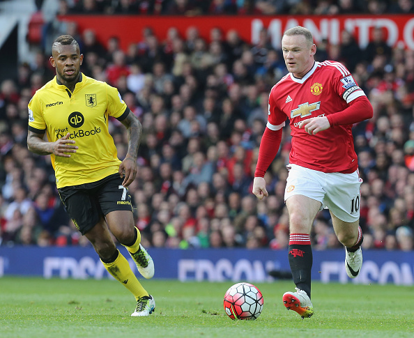 Rooney made his return from injury this past weekend (photo:getty)