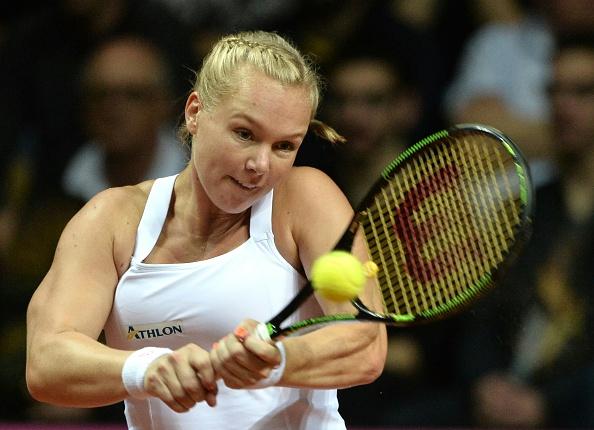 Bertens maintains her lead | Photo: Jean-Francois Monier/Getty Images