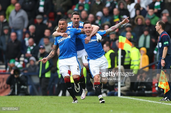 Could Tavernier be next to make the switch to Forest? (picture: Getty Images / Ian MacNicol)