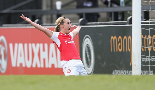 Nobbs will be key if Arsenal get themselves back into the title race. (Photo: Alex Morton/The FA)