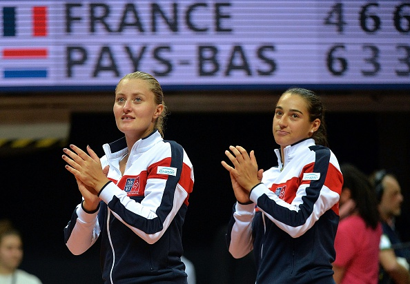 The French duo pivotal in France reaching the finals | Photo: Jean-Francois Monier/Getty Images