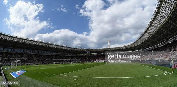 Stadio Grande Torino. Foto:gettyimages.com