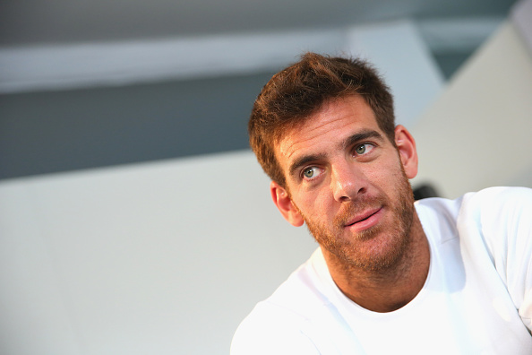 Del Potro speaks about his upcoming match on clay since his injury layoff | Photo: Alexander Hassenstein/Getty Images