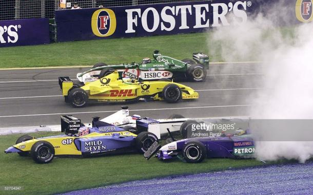 Believe me, there are more cars the other side of the camera.   Photo: Getty Images/Andreas Rentz