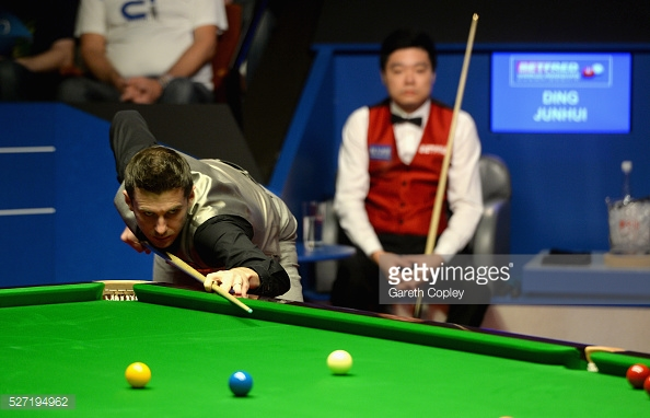 Selby will hope to take control of the table (photo: Getty Images)