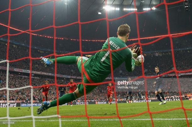 Neuer é um dos melhores guarda-redes da actualidade