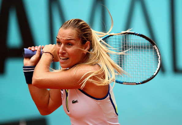 Cibulkova is gunning for the biggest title of her career and her first on clay. Photo credit: Clive Brunskill/Getty Images.