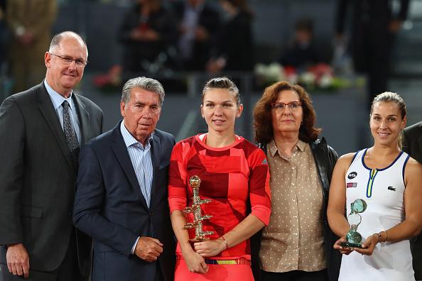 Halep beat Dominika Cibulkova in the Madrid Open final (photo:getty)