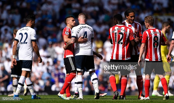 The last time these sides met, Southampton picked up the win. Photo: Mike Hewitt/ Getty