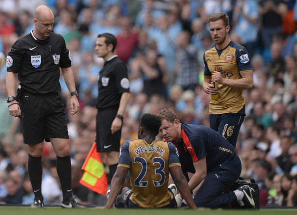 Welbeck injury may force Arsenal's hand. | Image source: Getty Images