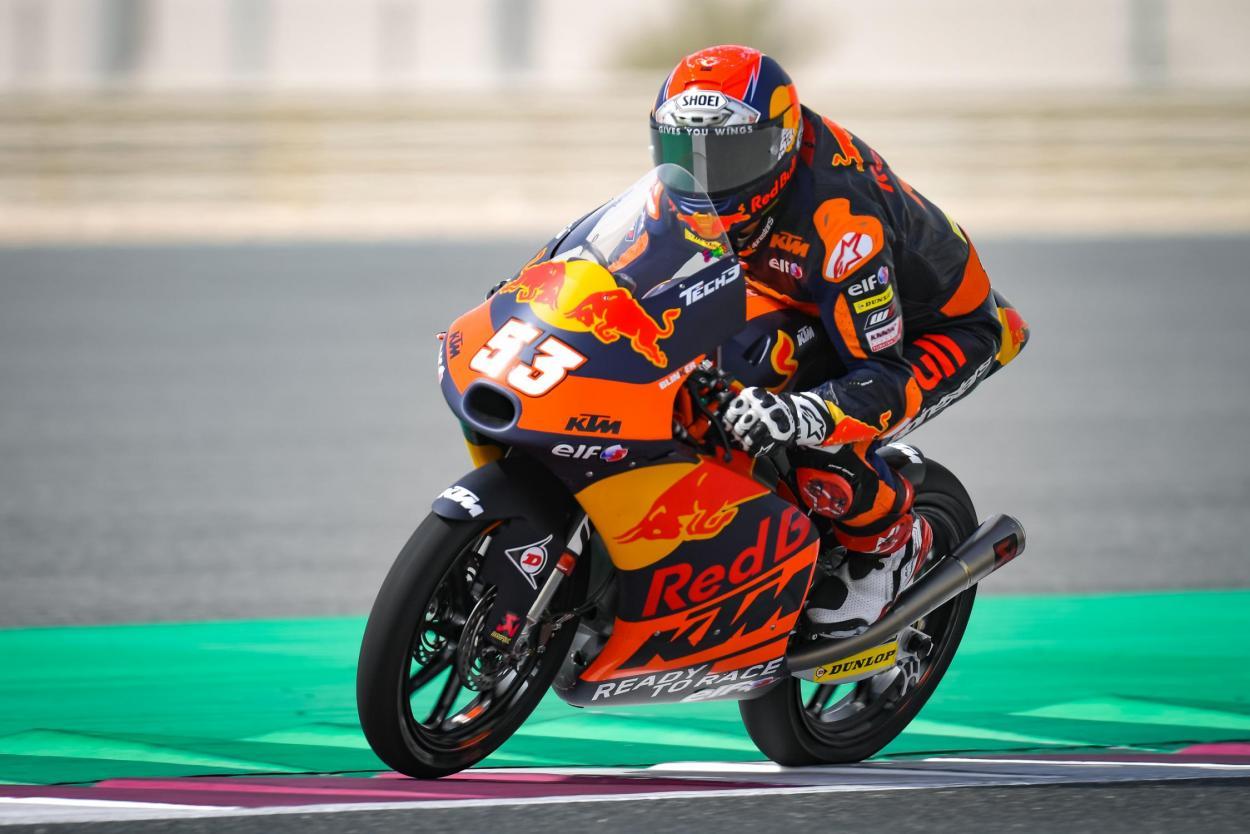 Öncü también tendrá que salir des del Pit Lane. Imagen: MotoGP
