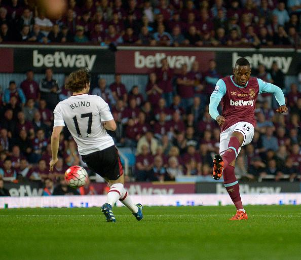 Diafra Sakho opened the scoring for home side (photo:getty)