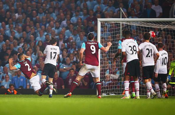 Boleyn defeat could cost United dear (photo:getty)