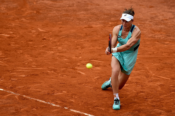 Stosur continues on her title defense | Photo: Dennis Grombkowski/Getty Images