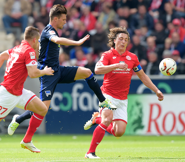 Baumgartlinger's performances have earned him a move to Leverkusen (photo:getty)