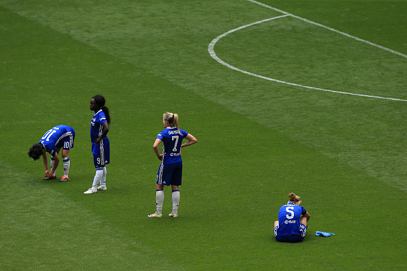May was a month of what could have been for Chelsea. (Photo: Stephen Pond - The FA/The FA via Getty Images)