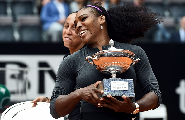 Serena é a principal favorita ao título/ Foto: Filippo Monteforte/ Getty Images
