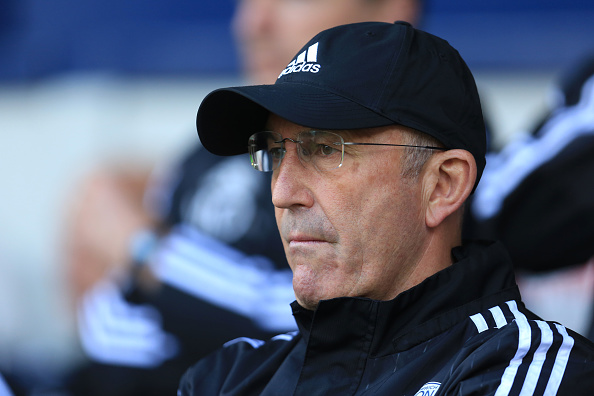 Tony Pulis is delighted Morrison has signed a new deal (photo:getty)