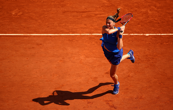 Kvitova will look to execute her experience in this upcoming match. Photo credit: Clive Brunskill/Getty Images.