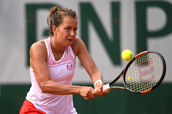 Strycova will seek to execute her crafty tactics on grass. Photo credit: Dennis Grombkowski/Getty Images.