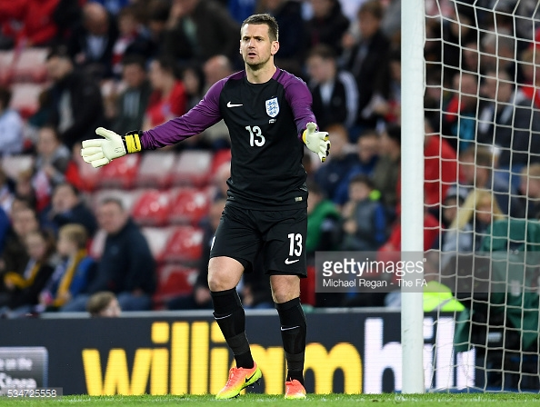 Heaton's form has taken him to the international stage (photo: Getty Images)