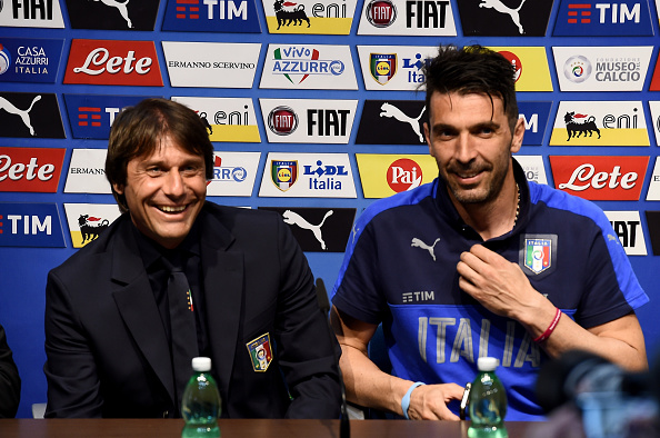 Conte and Buffon will be key | Photo: Claudio Villa/Getty Images